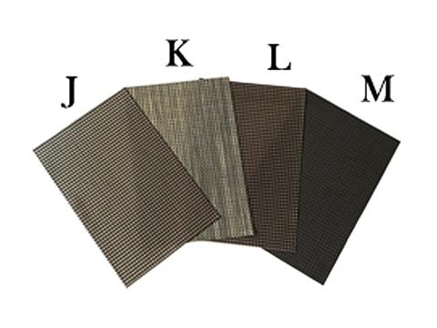 Plate Mat 002-(J-M)