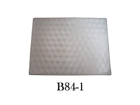 แผ่นรองจาน-แผ่นรองแก้ว B84-1