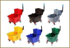 Cleaning Cart CNC-GX-028VL-COL