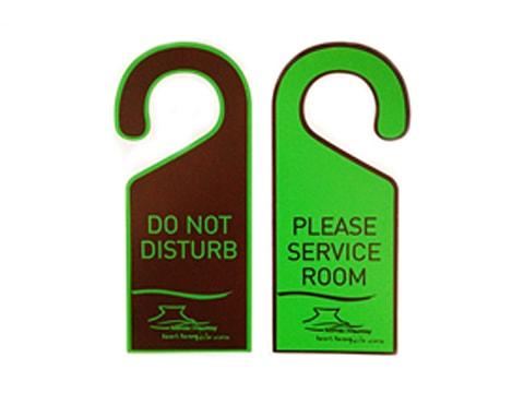 ป้ายแขวนประตู DHR-D5