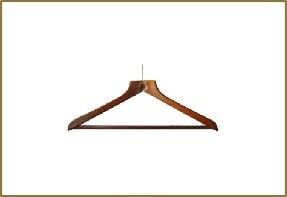 ไม้แขวนเสื้อ HGS-C30-060-P-XX
