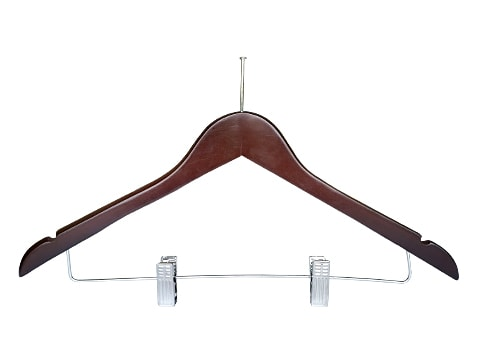 ไม้แขวนเสื้อ HGS-P66-0041-P-XX