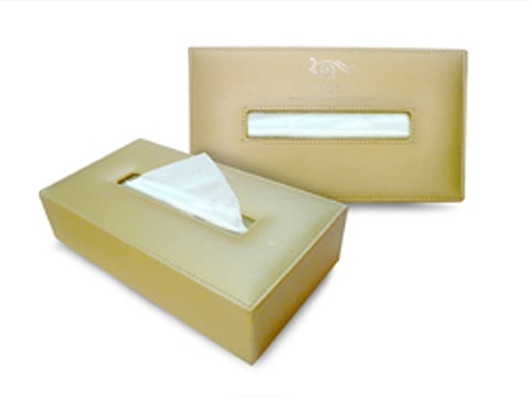 Tissue Box / Logo-TSB1