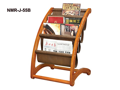 Newspaper-magazine Rack NMR-J-55B