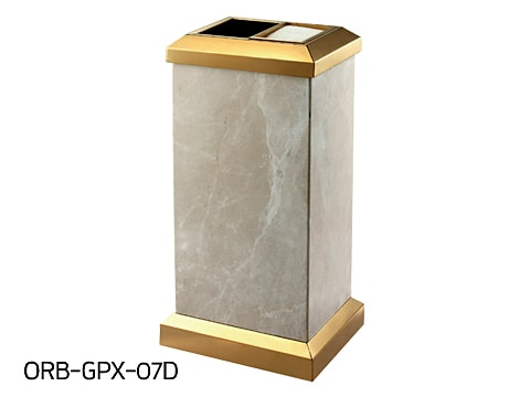 Central Area Waste Bin-2 ORB-GPX-07D