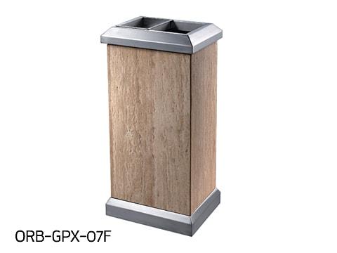 ถังขยะพื้นที่ส่วนกลาง-2 ORB-GPX-07F