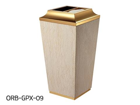Central Area Waste Bin-2 ORB-GPX-09