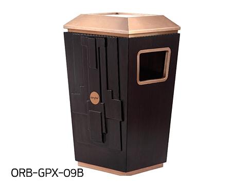 Central Area Waste Bin-2 ORB-GPX-09B