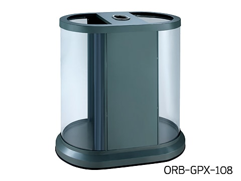 Central Area Waste Bin-3 ORB-GPX-108