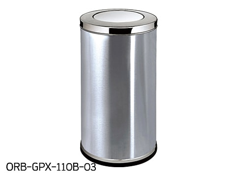 Central Area Waste Bin-3 ORB-GPX-110B-03