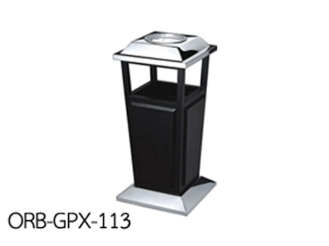 Central Area Waste Bin-2 ORB-GPX-113