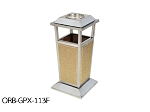 Central Area Waste Bin-2 ORB-GPX-113F