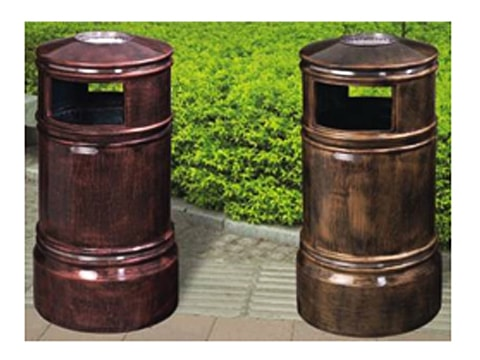 Central Area Waste Bin-1 ORB-GPX-119