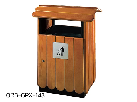 Central Area Waste Bin-1 ORB-GPX-143