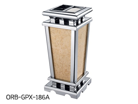 Central Area Waste Bin-2 ORB-GPX-186A