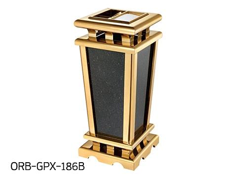 Central Area Waste Bin-2 ORB-GPX-186B