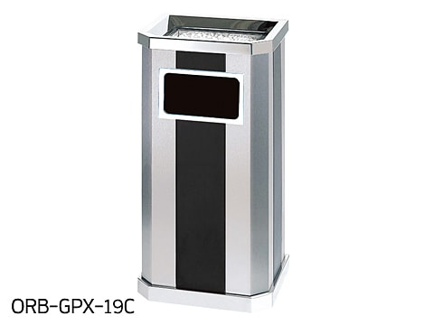 Central Area Waste Bin-3 ORB-GPX-19C