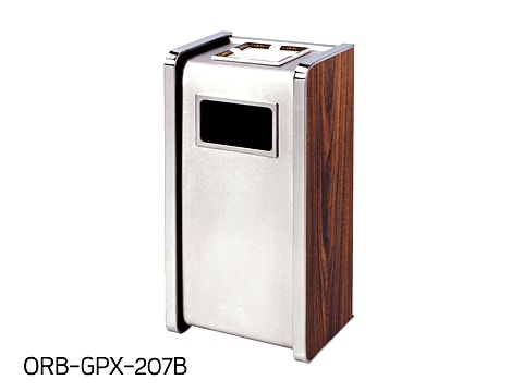 Central Area Waste Bin-2 ORB-GPX-207B