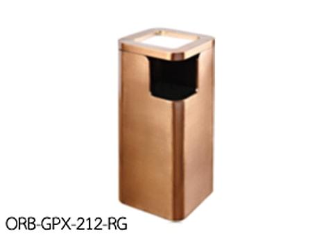 Central Area Waste Bin-3 ORB-GPX-212-RG