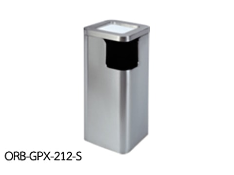 Central Area Waste Bin-3 ORB-GPX-212-S