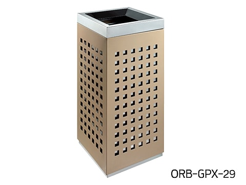 Central Area Waste Bin-3 ORB-GPX-29