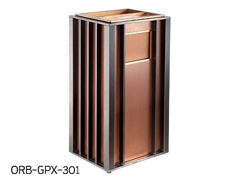 Central Area Waste Bin-2 ORB-GPX-301