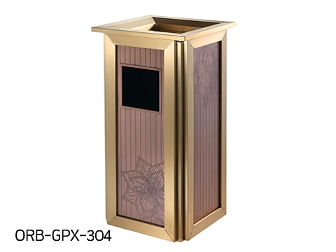 Central Area Waste Bin-2 ORB-GPX-304