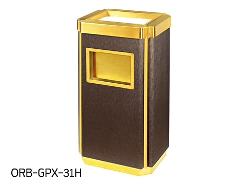 ถังขยะพื้นที่ส่วนกลาง-2 ORB-GPX-31H(887)