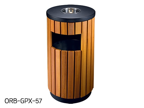 Central Area Waste Bin-1 ORB-GPX-57