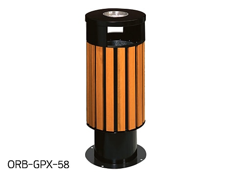 Central Area Waste Bin-1 ORB-GPX-58