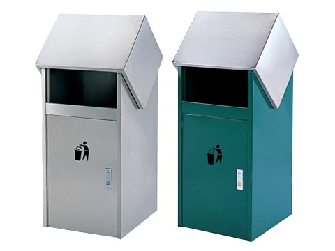 Central Area Waste Bin-1 / ORB-GPX-62
