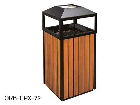 Central Area Waste Bin-1 ORB-GPX-72