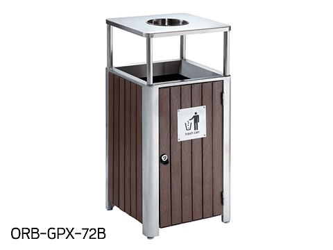Central Area Waste Bin-1 / ORB-GPX-72B