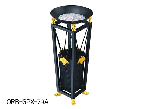 Central Area Waste Bin-2 ORB-GPX-79A