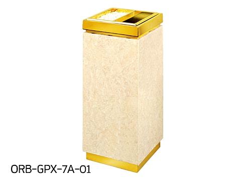 Central Area Waste Bin-2 ORB-GPX-7A-01
