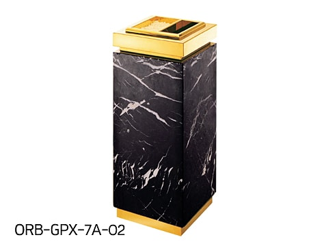 Central Area Waste Bin-2 ORB-GPX-7A-02