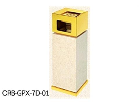 Central Area Waste Bin-2 ORB-GPX-7D-01
