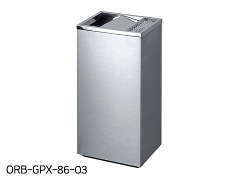 Central Area Waste Bin-3 ORB-GPX-86-03