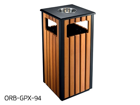 Central Area Waste Bin-1 ORB-GPX-94