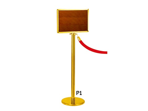 Queue Stand RS-LG-P1-(xx)