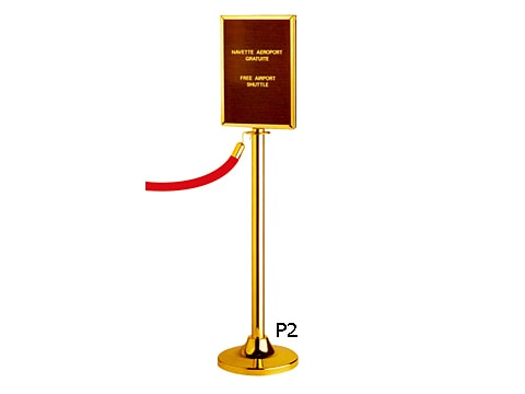 Queue Stand RS-LG-P2-(xx)