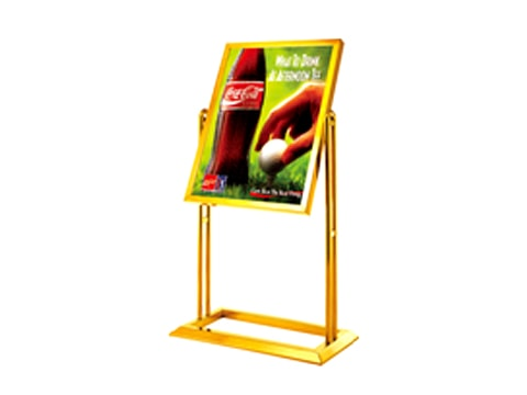 Information Stand Board SDB-P-2-(SS)(TG)