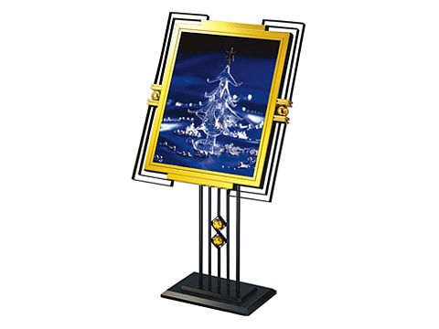 Information Stand Board SDB-P-9A-(SS)(TG)