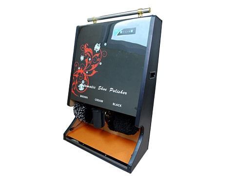 Shoe Polishing Machine SPM-JL-A4-(BL)(W)