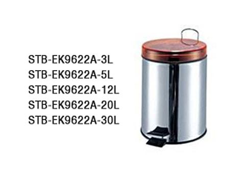 ถังขยะเหยียบ / STB-EK9622A-XL