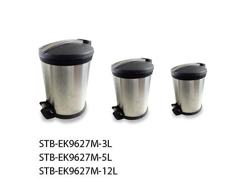 ถังขยะเหยียบ / STB-EK9627M-XL