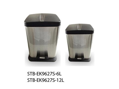 ถังขยะเหยียบ / STB-EK9627S-XL