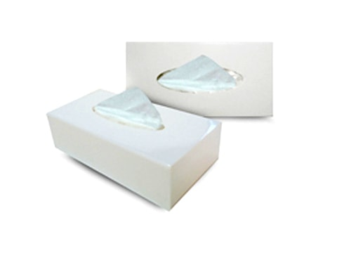 Tissue Box / TSB9-(B)(W)