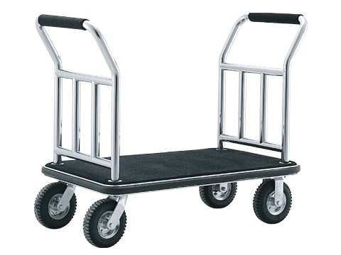 Luggage Trolley WEC-XL-010-06C-SS