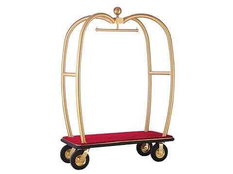 Luggage Trolley WEC-XL-13-(xx)